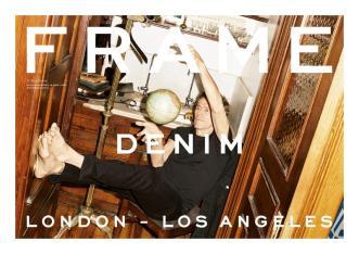 Frame Denim Spring Ad 2015 Willem Dafoe