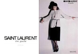 Saint Laurent Rive Gauche FW 1974
