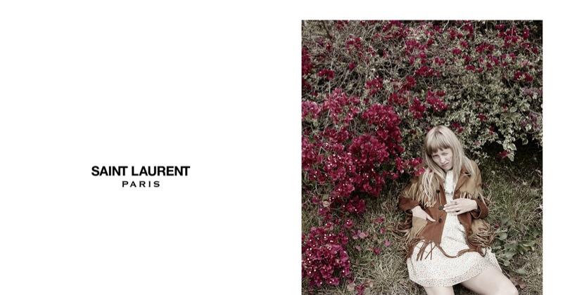 Saint Laurent SS 2016