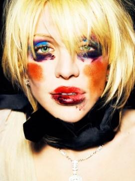 Courtney Love, V Magazine   2006