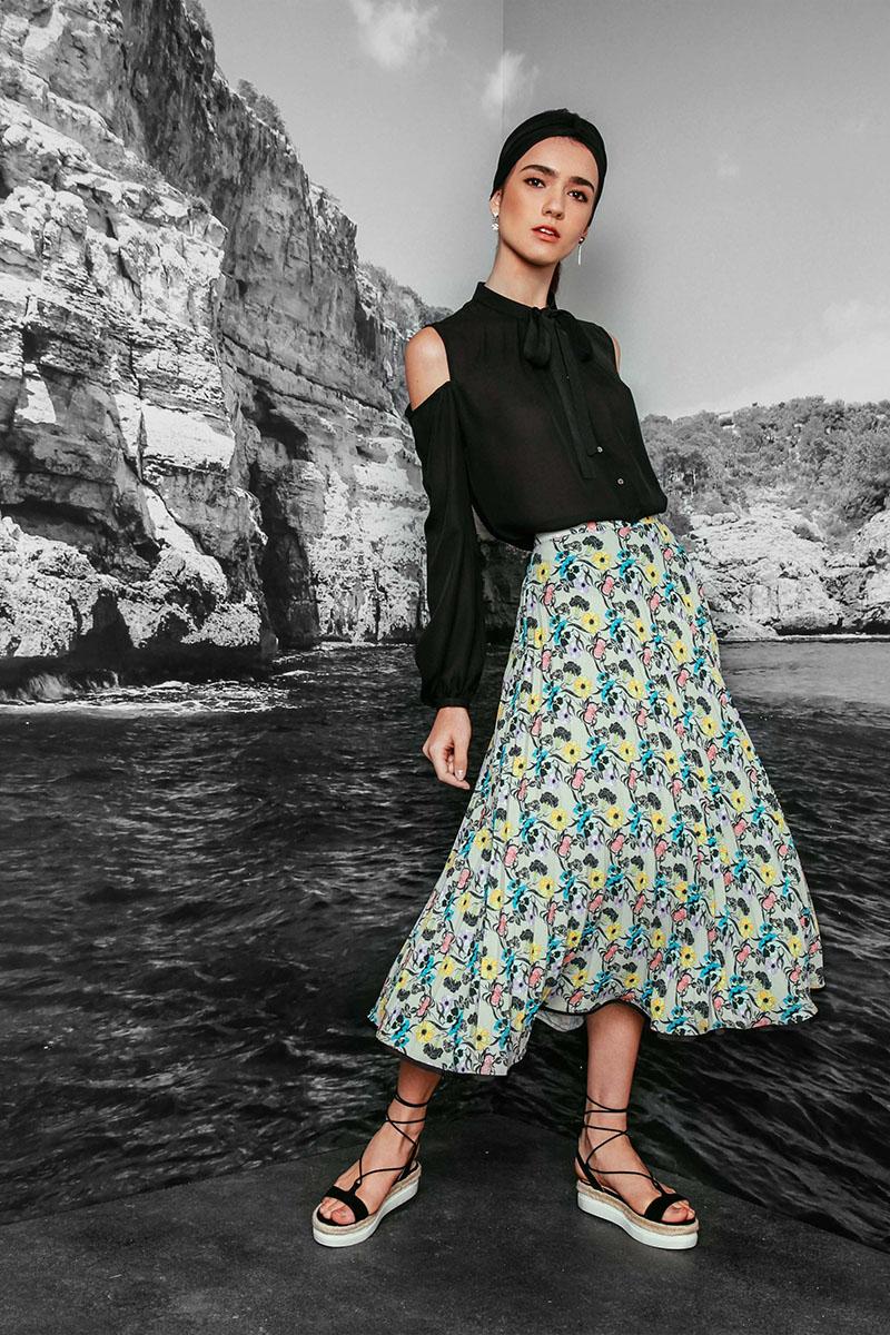 Nicole-Miller-resort-2017-fashion-show-the-impression-11