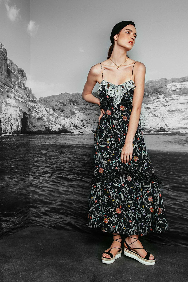 Nicole-Miller-resort-2017-fashion-show-the-impression-18
