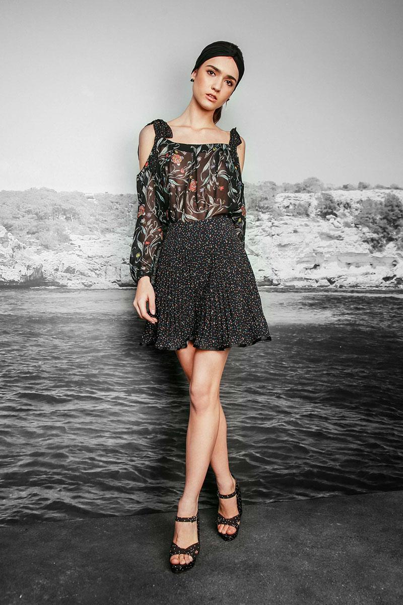 Nicole-Miller-resort-2017-fashion-show-the-impression-19