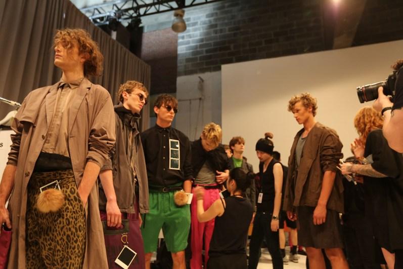 Robert-Geller-fashion-show-backstage-spring-2017-the-impression-023