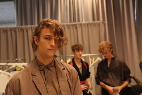 Robert-Geller-fashion-show-backstage-spring-2017-the-impression-026