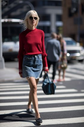 New York str RS17 9854