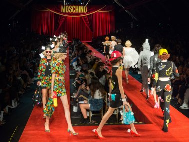 Moschino atm RS17 1116