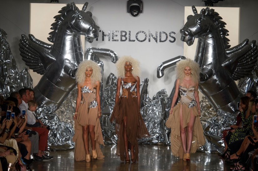 The Blonds atm RS17 1769