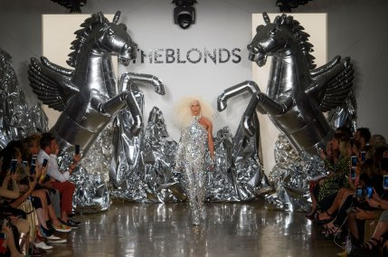 The Blonds atm RS17 2156
