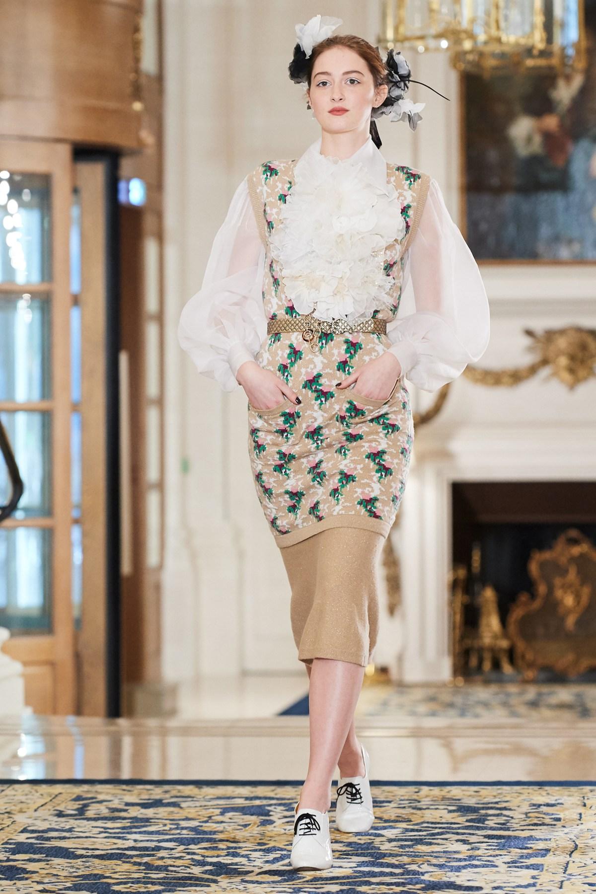 Chanel Metiers d'Art PO FW16 0125