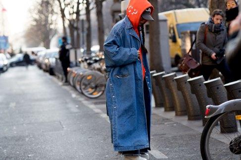 Paris m str RF17 2307