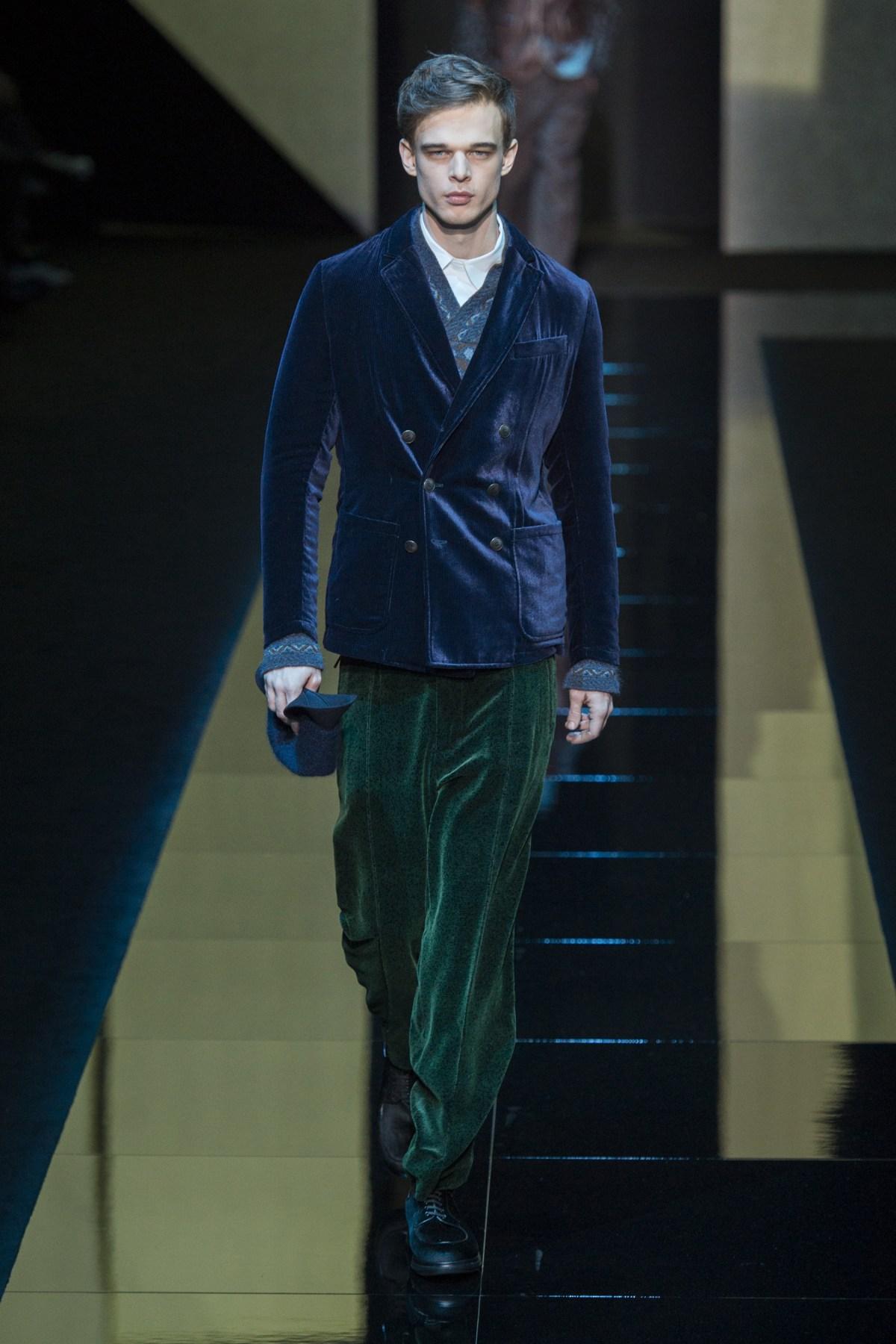 Giorgio Armani m RF17 1276