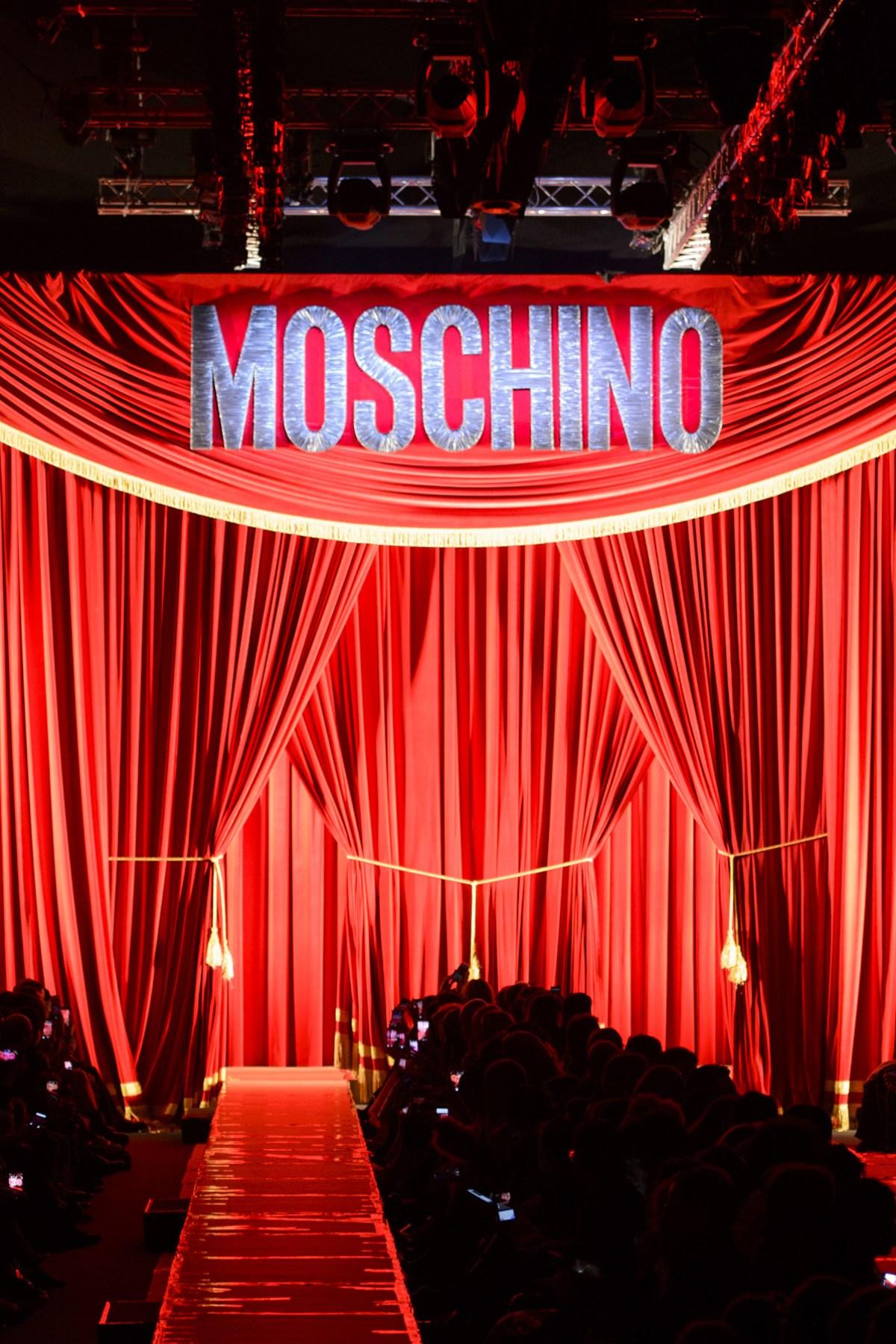Moschino RF17 2912