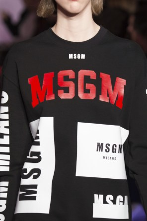 MSGM clp RF17 3355