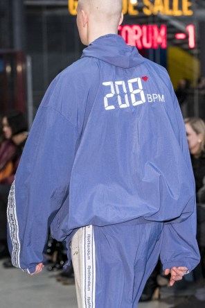 Vetements clp RF17 9373
