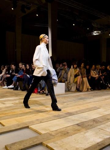 H&M Spring 2017 Fashion Show Atmosphere