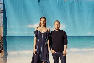 The Woolmark Company and Ambassador Jason Wu Partner on a Wool Capsule Collection