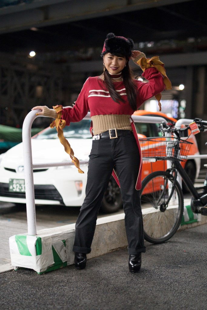 Tokyo str RF17 0409