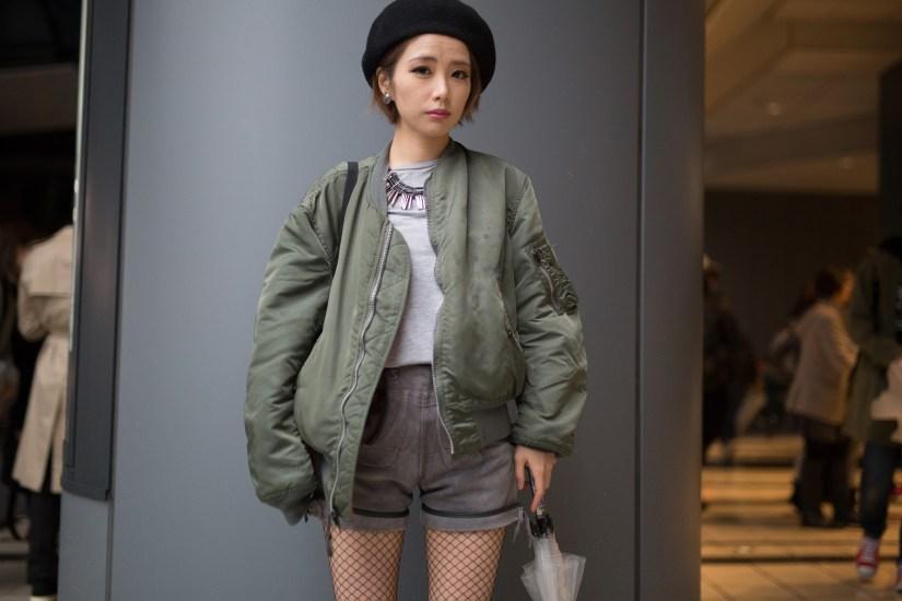 Tokyo str RF17 1133