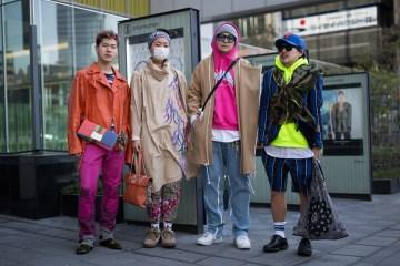 Tokyo Fashion Week Street Style Day 3 Fall 2017