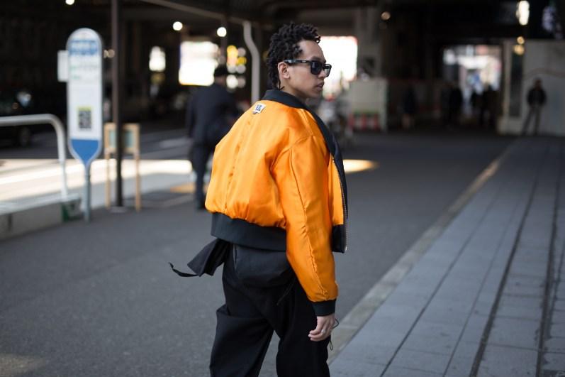 Tokyo str RF17 1304