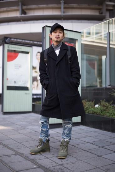 Tokyo str RF17 1305