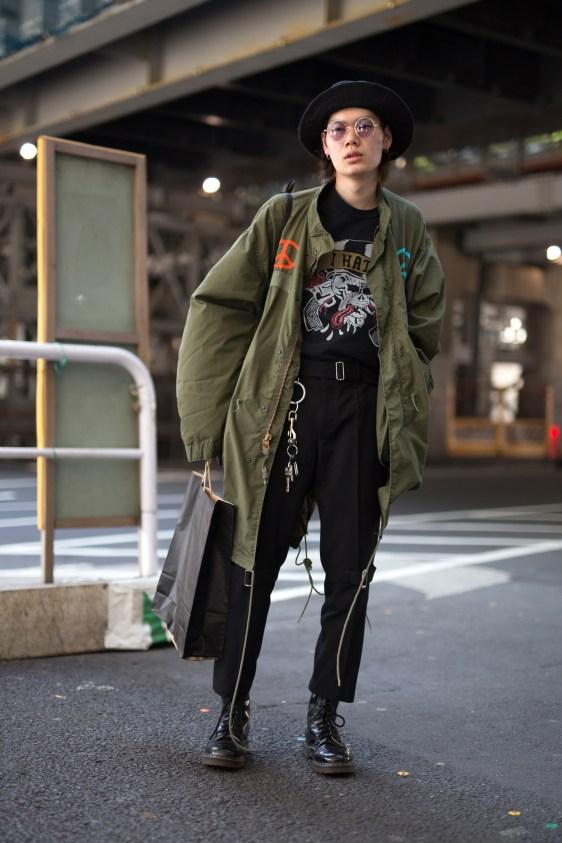 Tokyo str RF17 1536