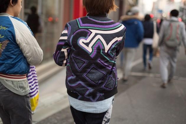Tokyo str RF17 2371