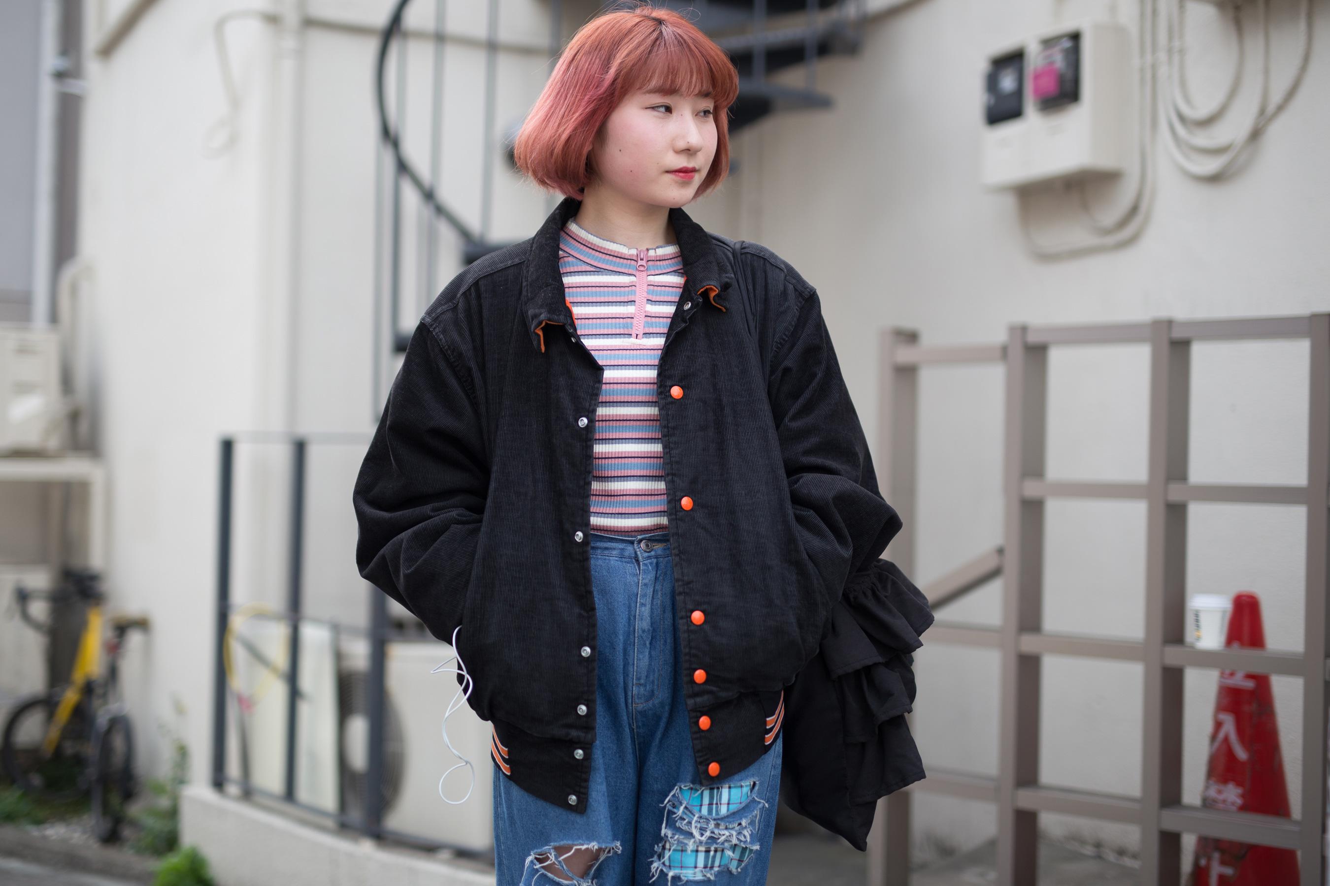 Tokyo str RF17 3004