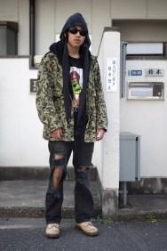 Tokyo str RF17 9390