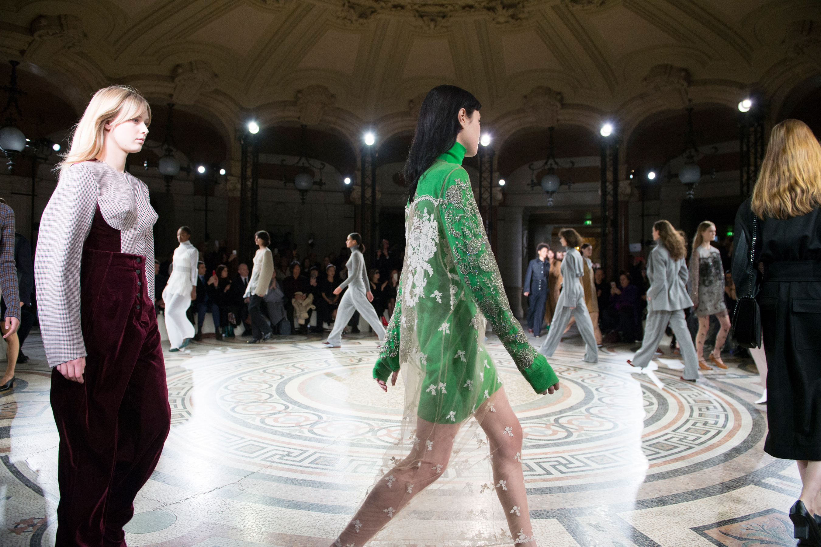 d40c6d2fbe Stella McCartney. It is simply impossible not to dance where the Paris Opera  Ballet perform and in a tribute to the late George Michael
