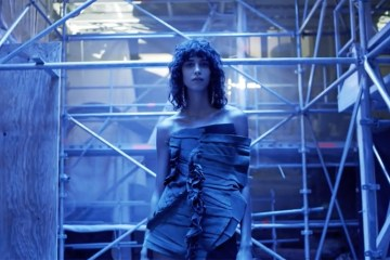Saint Laurent Feels the Blues for Fall 2017 Fashion Film