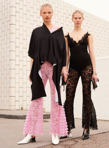 Givenchy Pre-Fall 2017 Lookbook