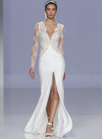 Rosa Clara Spring 2018 Bridal Fashion Show