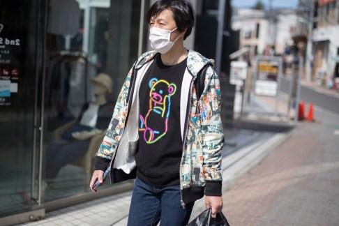 Tokyo str RF17 3761