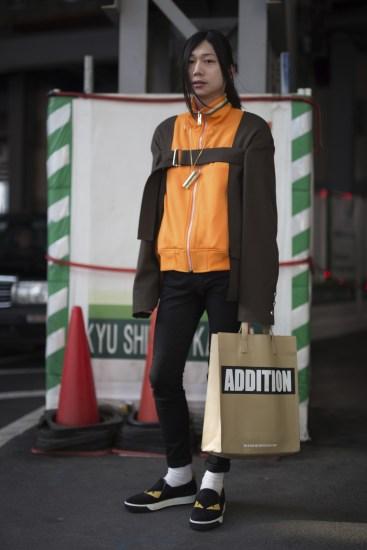 Tokyo str RF17 5714