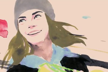 Cara Delevingne Gets Animated in a New Short Film Supporting the Launch of Chanel's Gabrielle Handbag