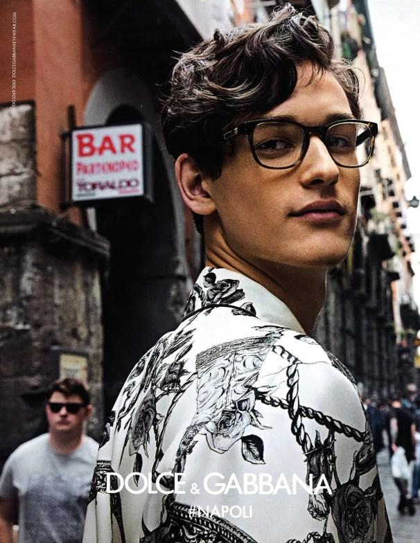 Dolce & Gabbana Spring 2017 Eyewear