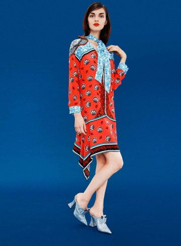 Mary Katrantzou Pre-Fall 2017 Lookbook