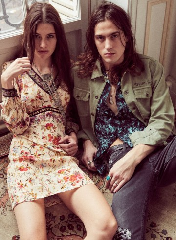 The Kooples' Sunrise 2017 Collection