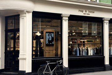 The Store Scout, rag & bone Beak Street