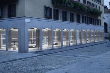 The Store Scout, Acne Studios Piazza del Carmine Milan