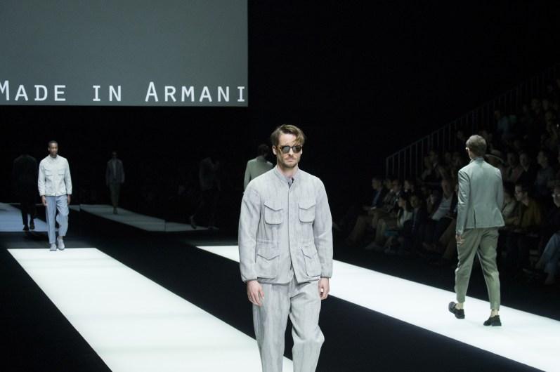 Giorgio Armani m atm RS18 4086