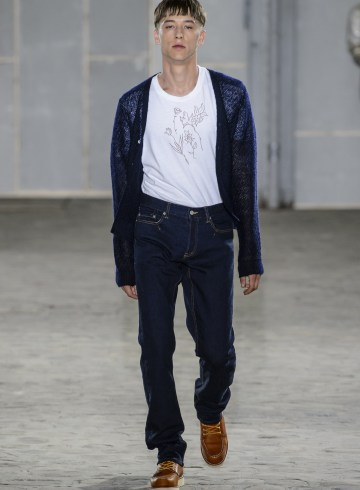 Julien David Spring 2018 Men's Fashion Show