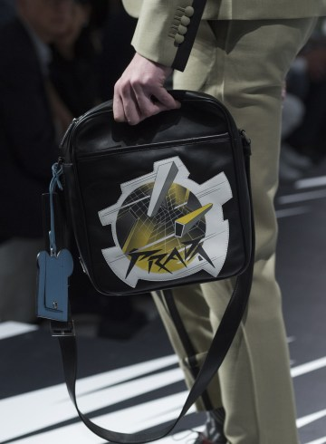 Prada Spring 2018 Mens Fashion Show Details