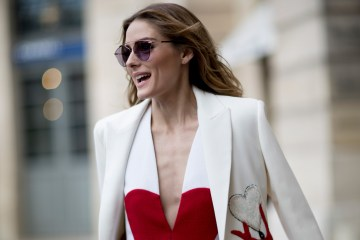 Paris Couture Fashion Week Street Style Fall 2017 Day 2