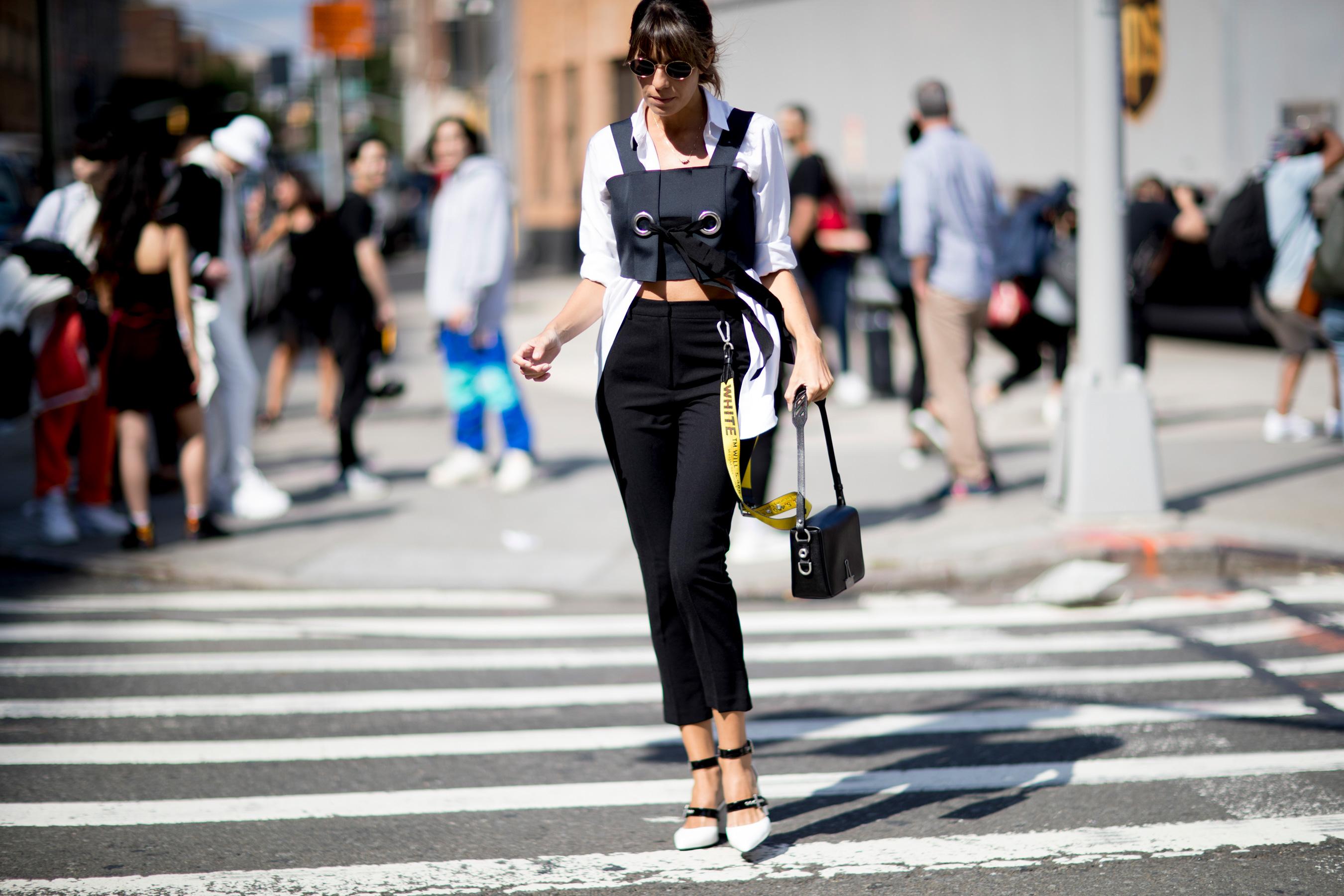 New York str RS18 8438