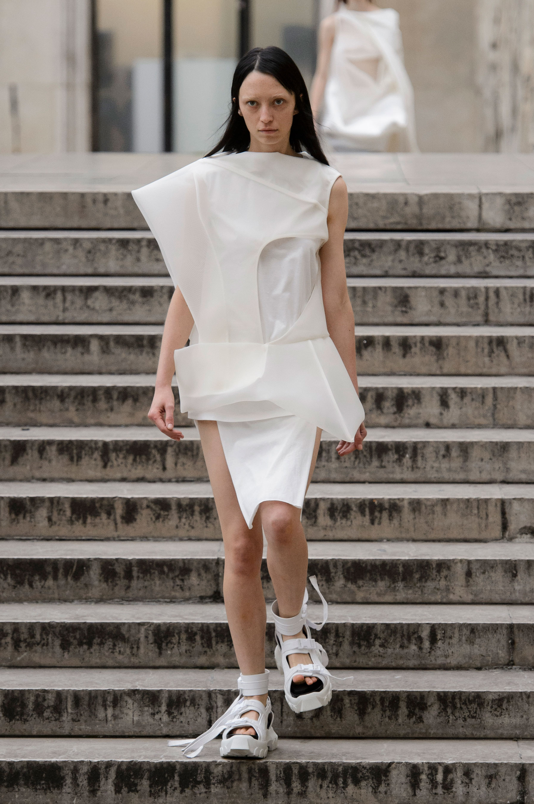 Rick owens fashion show 2018 38
