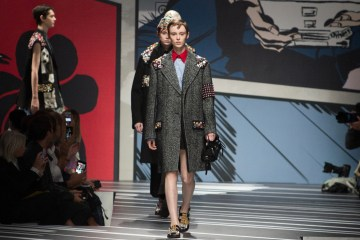 The Top 10 Designer Collections of Milan Fashion Week Women's Spring 2018