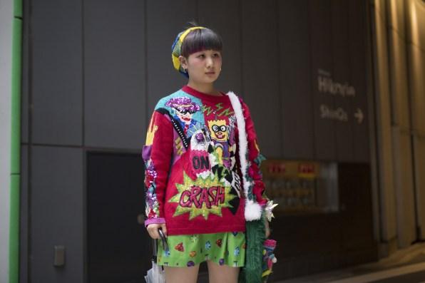 Tokyo str c RS18 9304